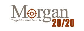 Morgan 20/20 Search Mobile Logo