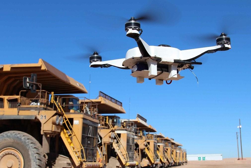 droneMining